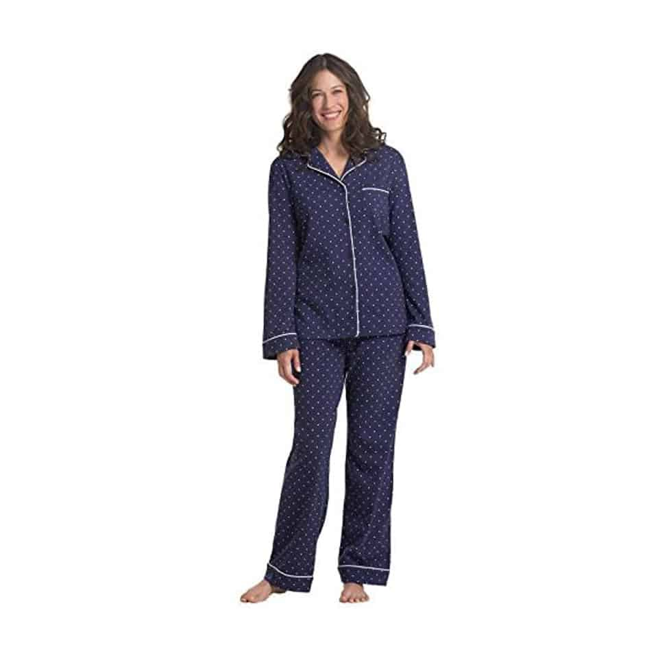 Cotton Jersey Pajamas - mothers day gift ideas for mom from son