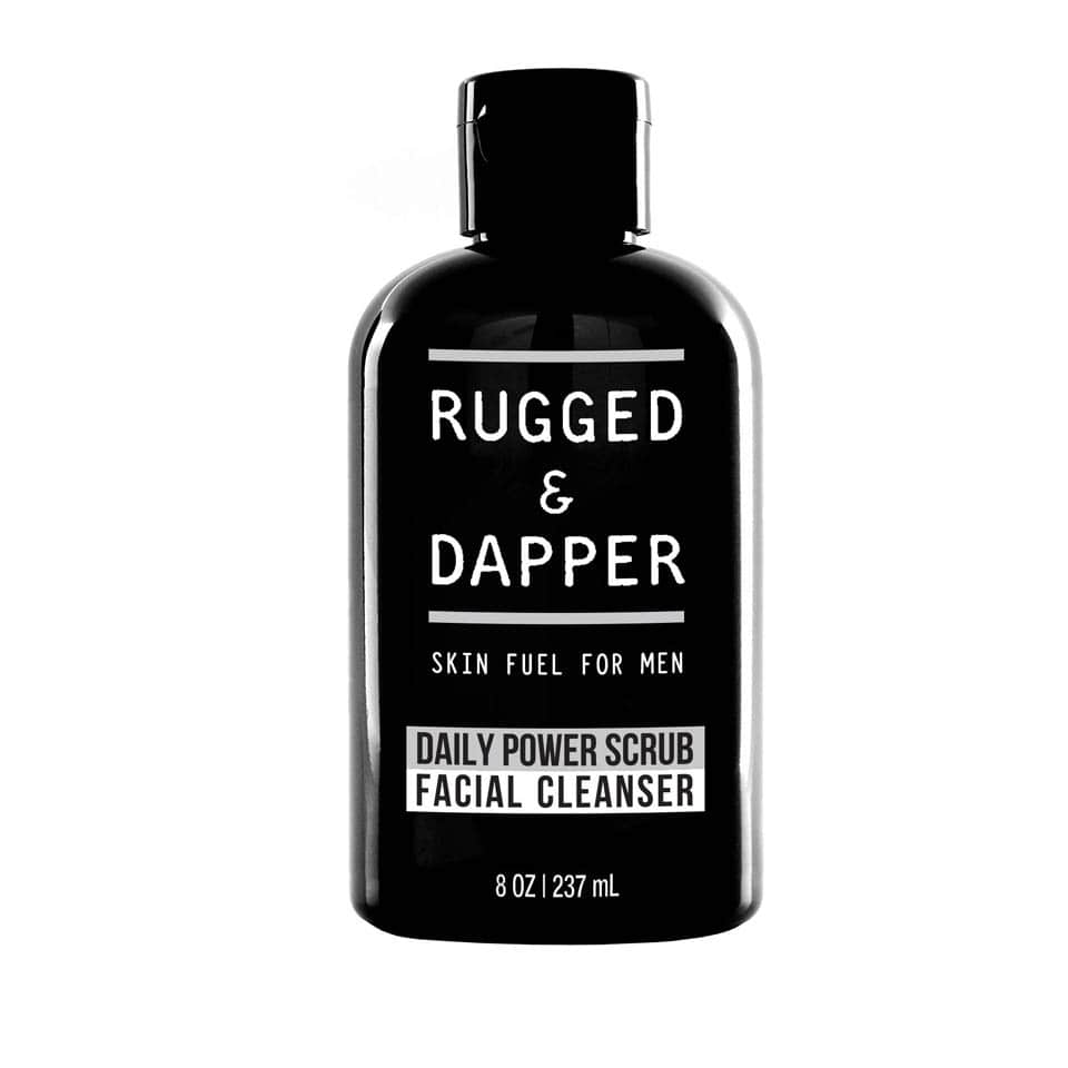 Facial Cleanser - new relationship gift ideas for him