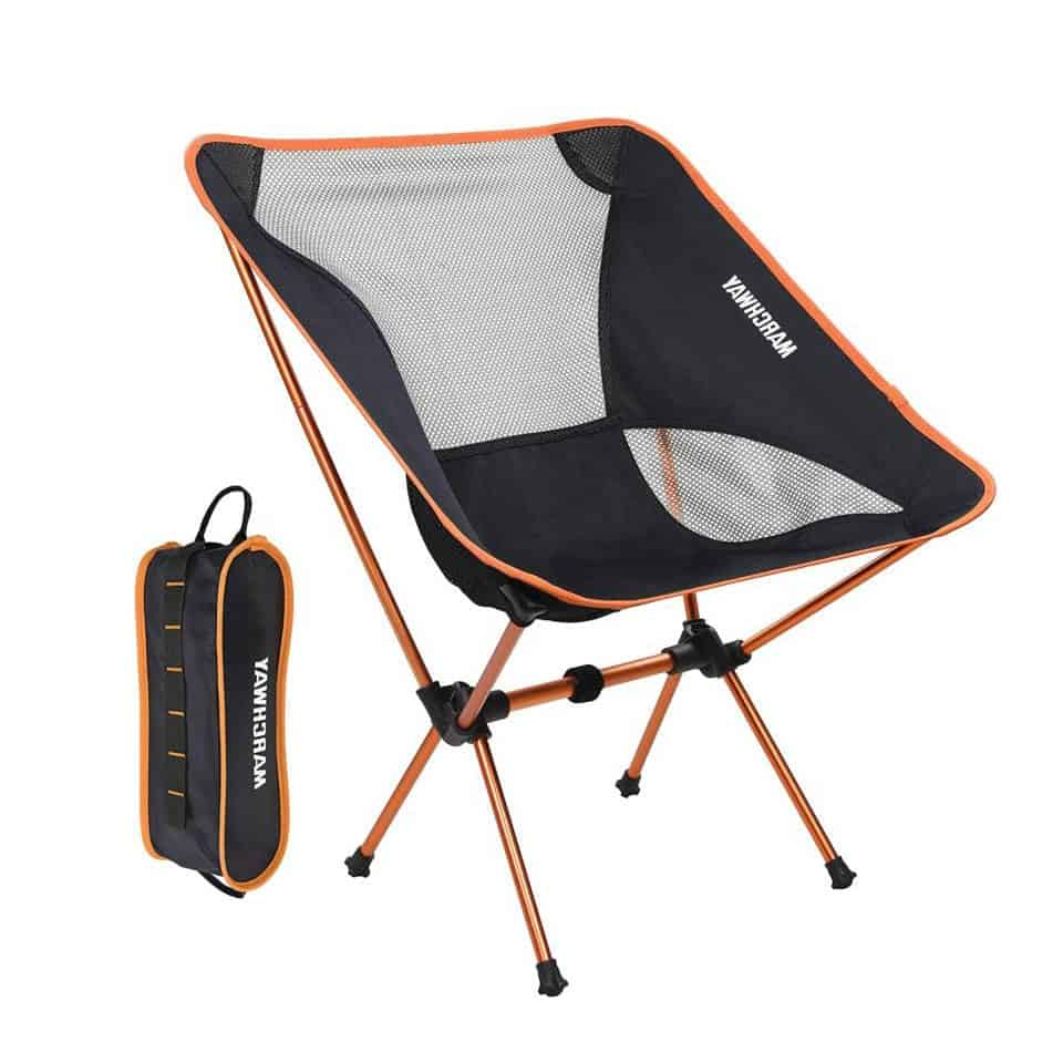 Folding Camping Chair - new relationship gift ideas for him