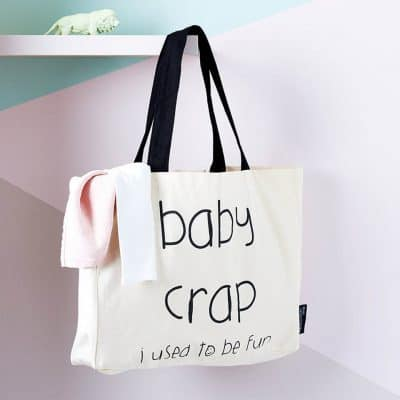 gag gifts for mom - Large Tote Bag