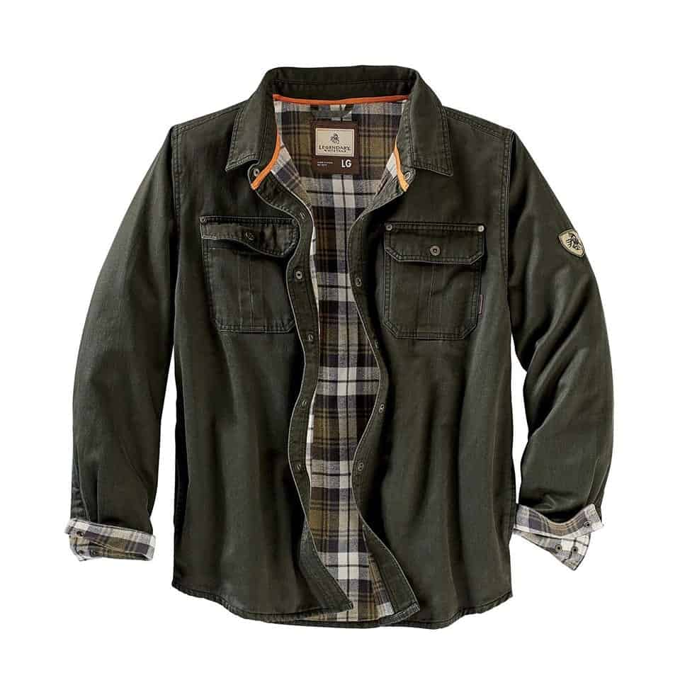 Shirt Jacket - new relationship gift ideas for him