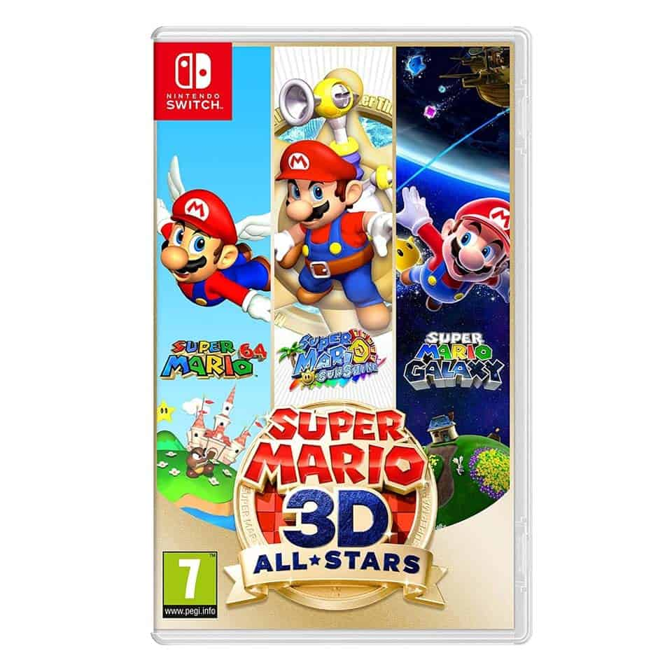 Super Mario 3D All-Stars - new relationship gift ideas for him