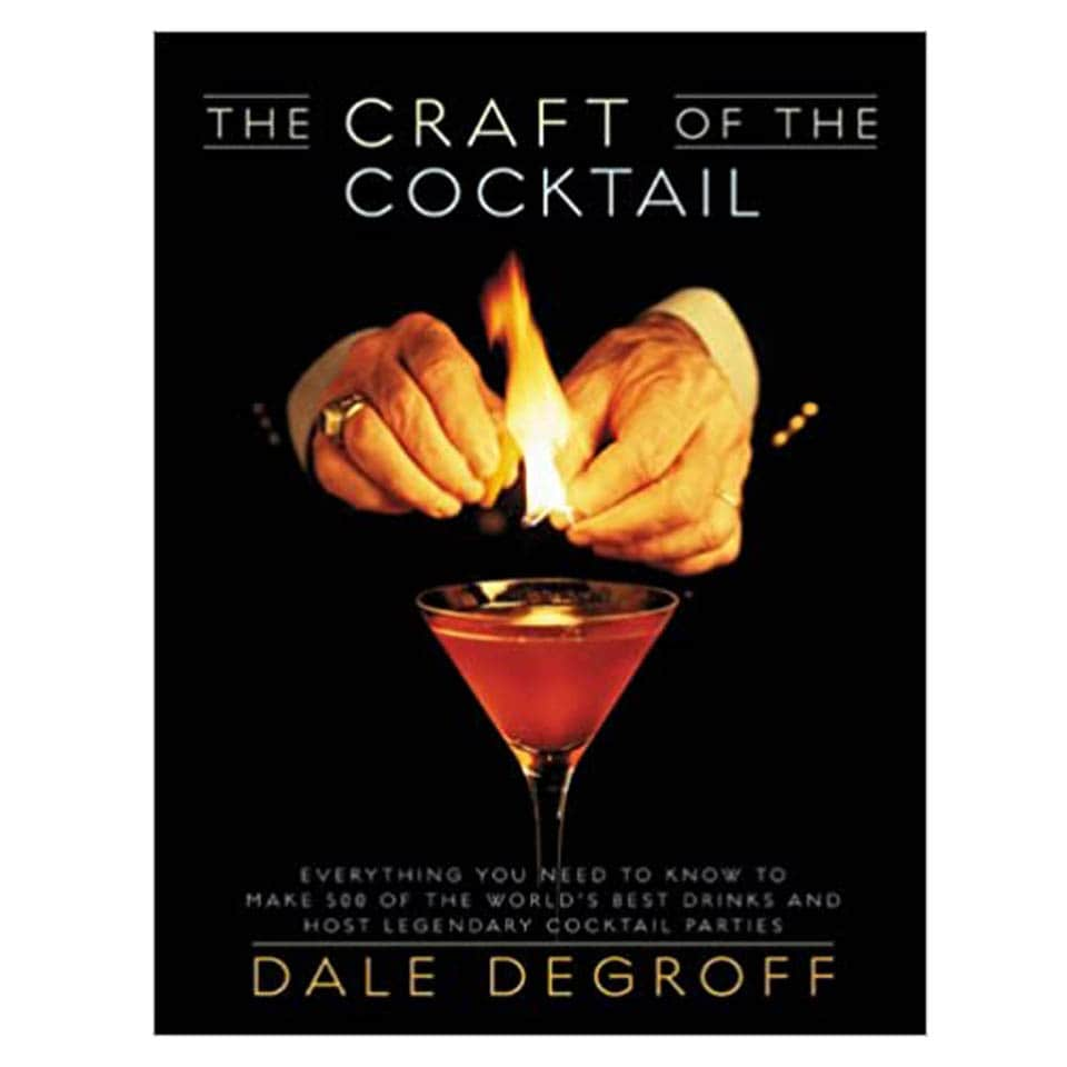 The Craft of the Cocktail - romantic gifts for new boyfriend