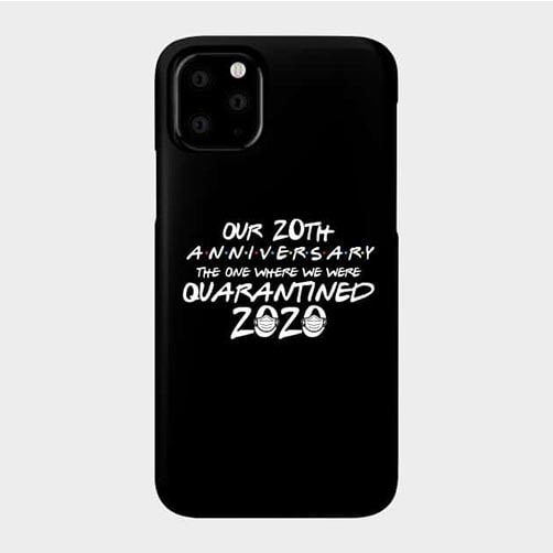 Funny Wedding Anniversary Gifts iPhone Case & Cover