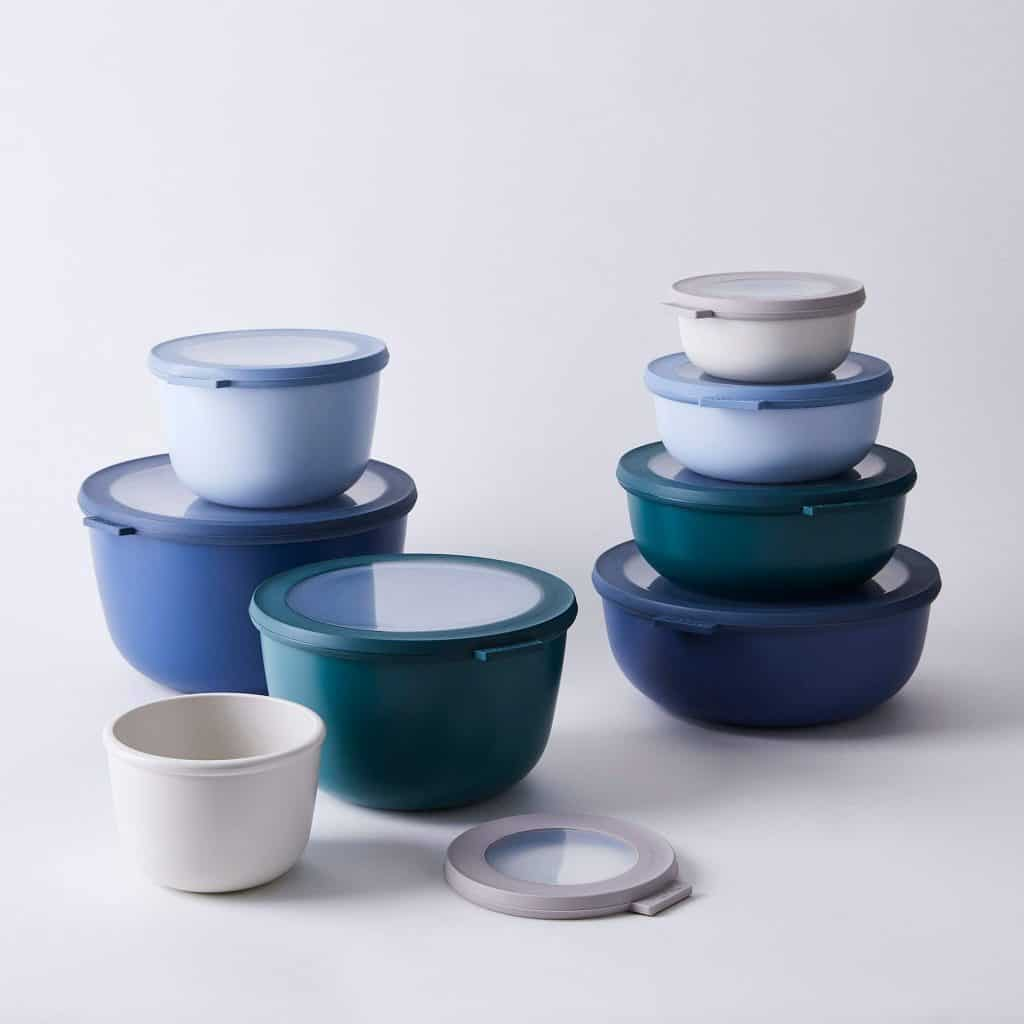 quick anniversary gifts for her: nested storage bowls
