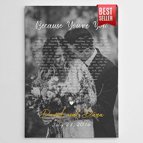 wedding-song-lyric-canvas