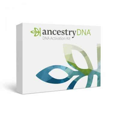 meaningful gifts for mom - AncestryDNA Testing Kit