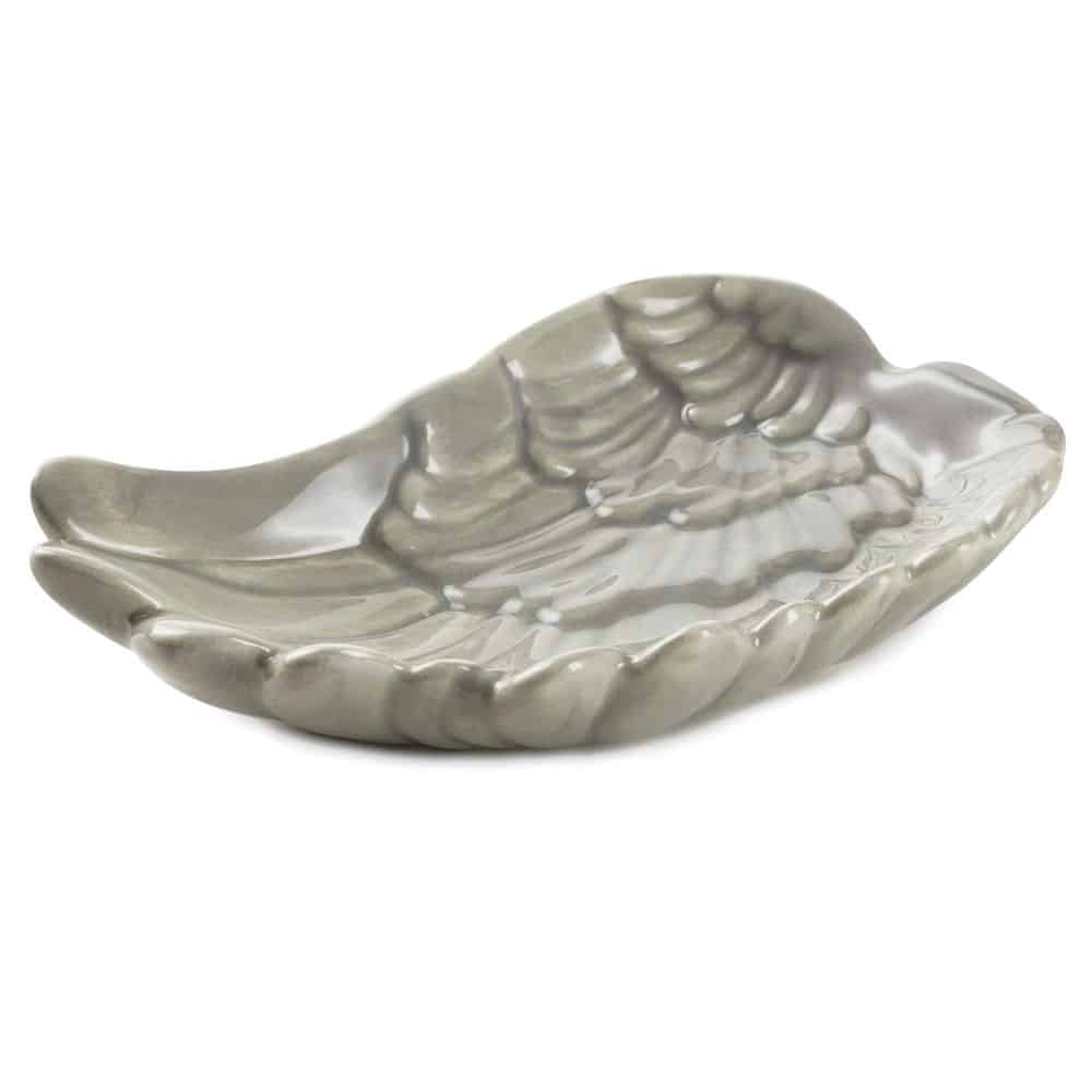 Angel Wing Ceramic Trinket Dish Christian Mother's Day Gifts