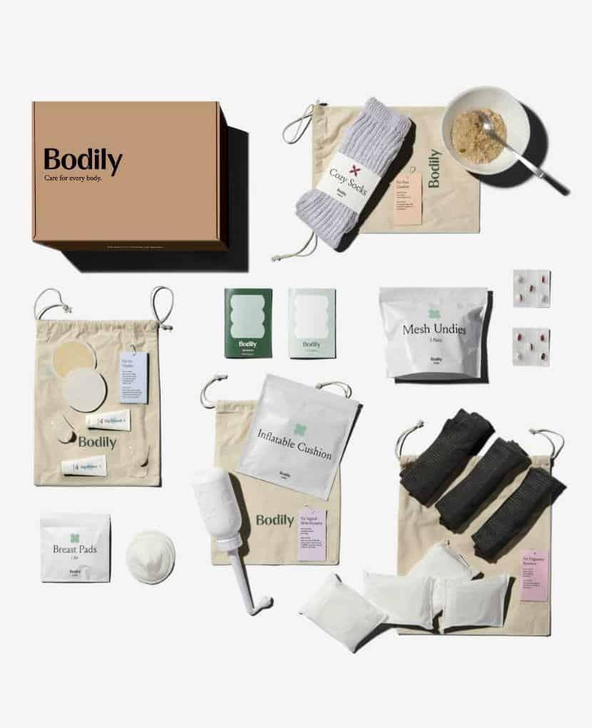 Complete Care for Birth Box
