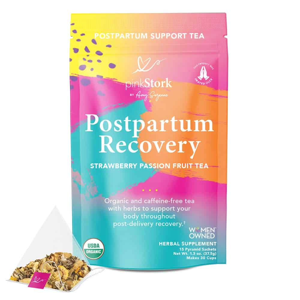 Postpartum Recovery Tea Gift For New Mother