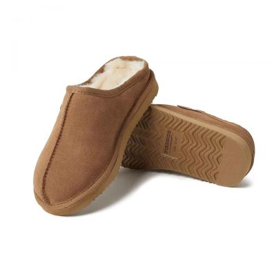 Shearling Clog Slipper - good gifts to get your mom