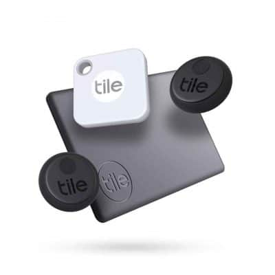 thank you gifts for mom - Tile Essentials Bluetooth Trackers