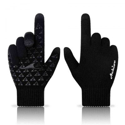 practical presents for mom - Winter Knit Gloves