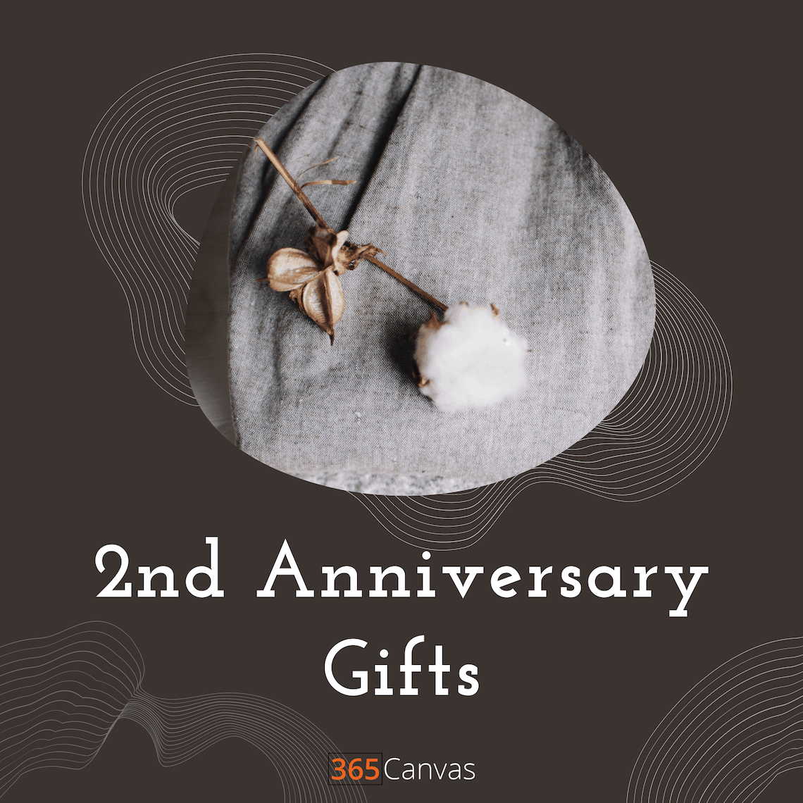 2nd Anniversary Gift Ideas: 30 Best Cotton Gifts for Him, Her and Couples (2021)