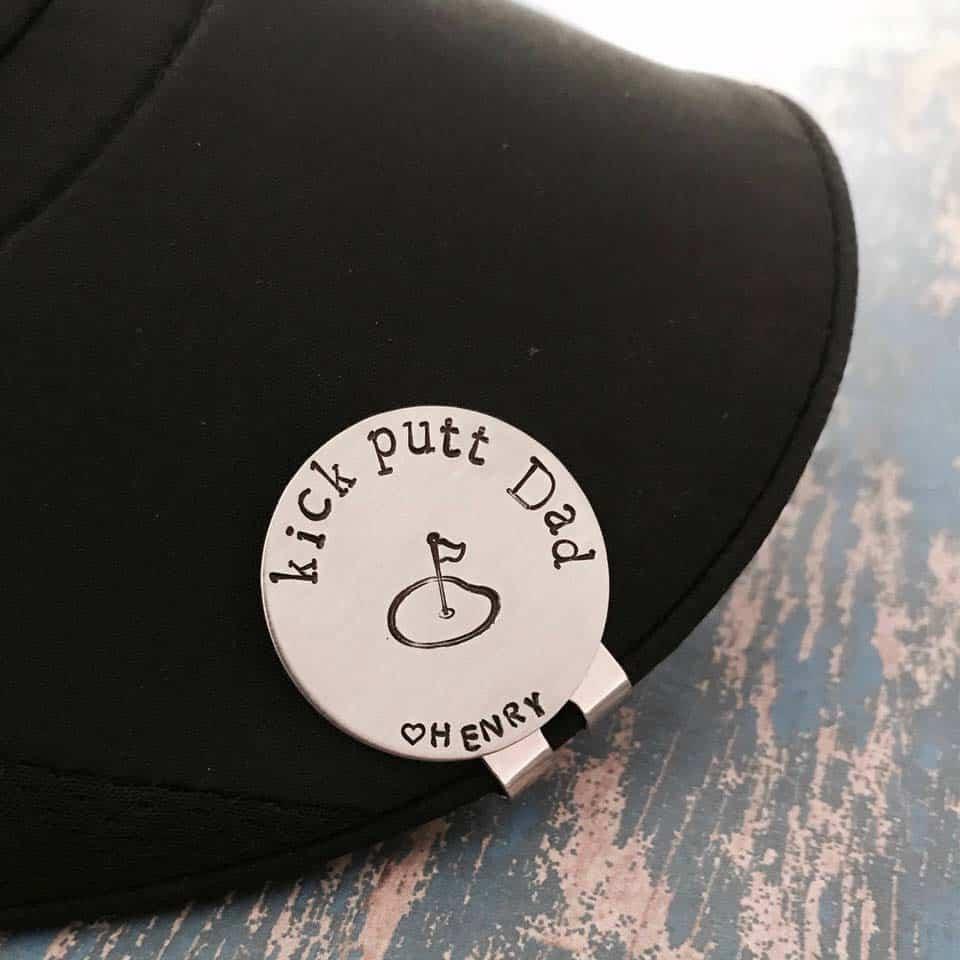 Custom Golf Ball Markers