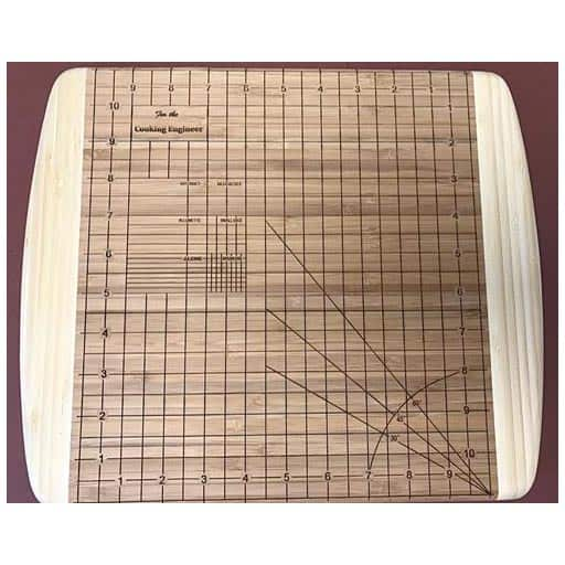 Cutting Board bamboo engineers gifts