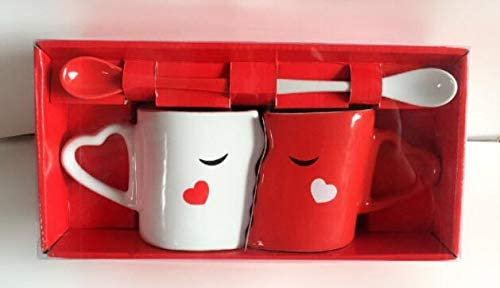 Kissing Mug Set