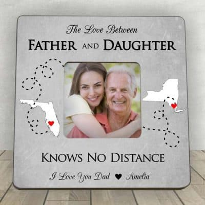 Long Distance Picture Frame