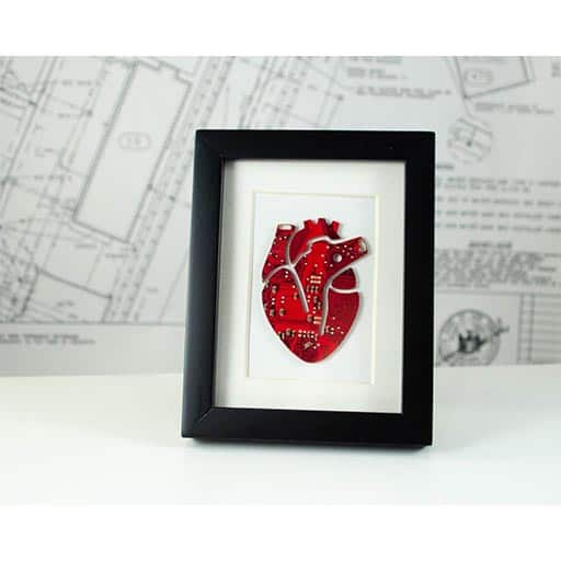 Mini Anatomical Heart Circuit engineers gifts