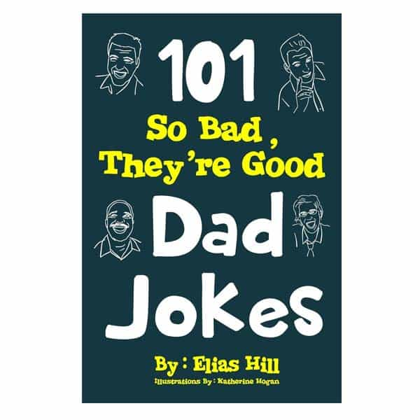 They're Good Dad Jokes - great cheap fathers day gifts