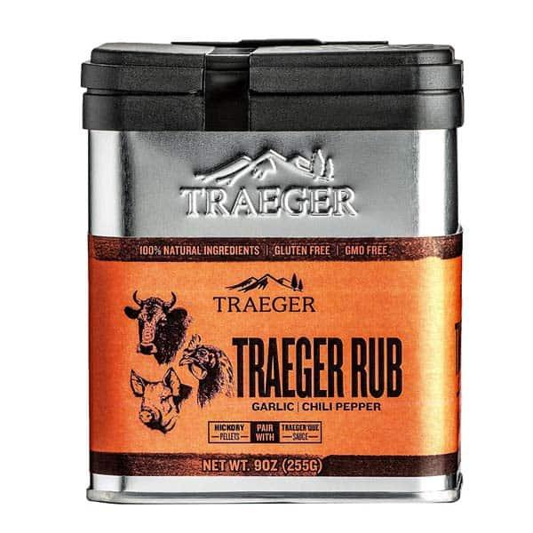 cheap fathers day ideas - Traeger Rub