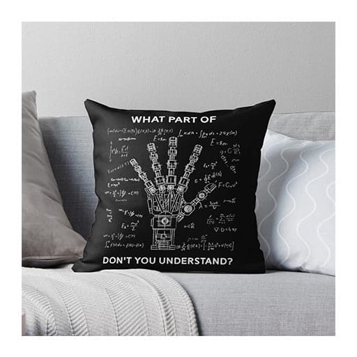 special pillow engineers gifts