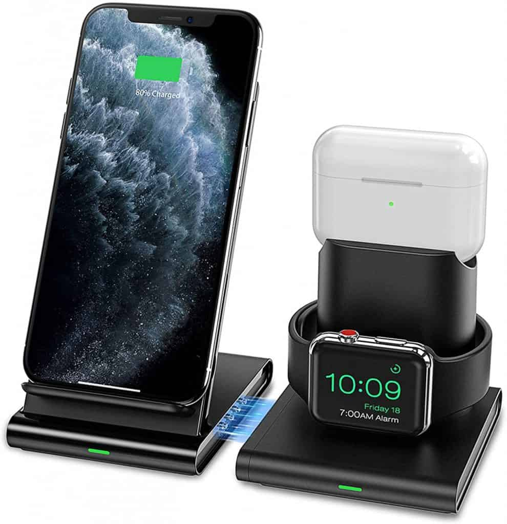 gifts for men on anniversary: wireless charger