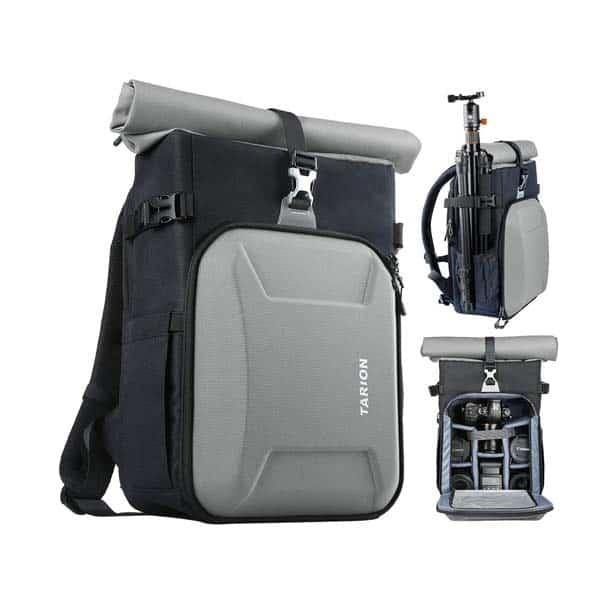 Camera Backpack: birthday ideas for boyfriend