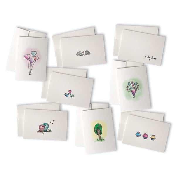 Love Notes Card Set