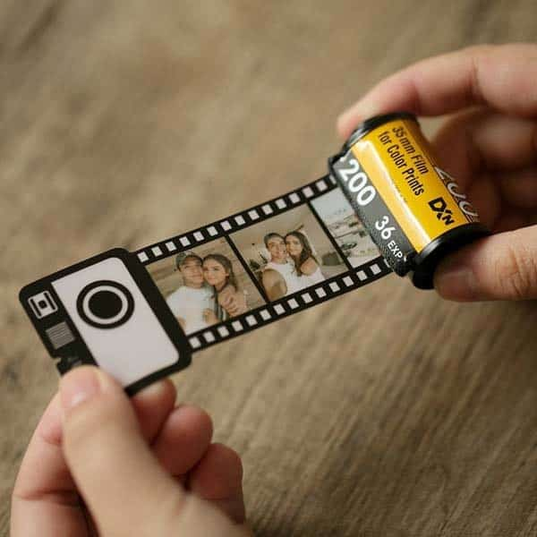 Personalized Film Roll