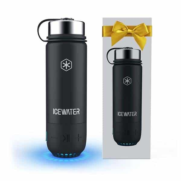 Smart Stainless Steel Water Bottle