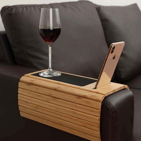Sofa Arm Tray Table