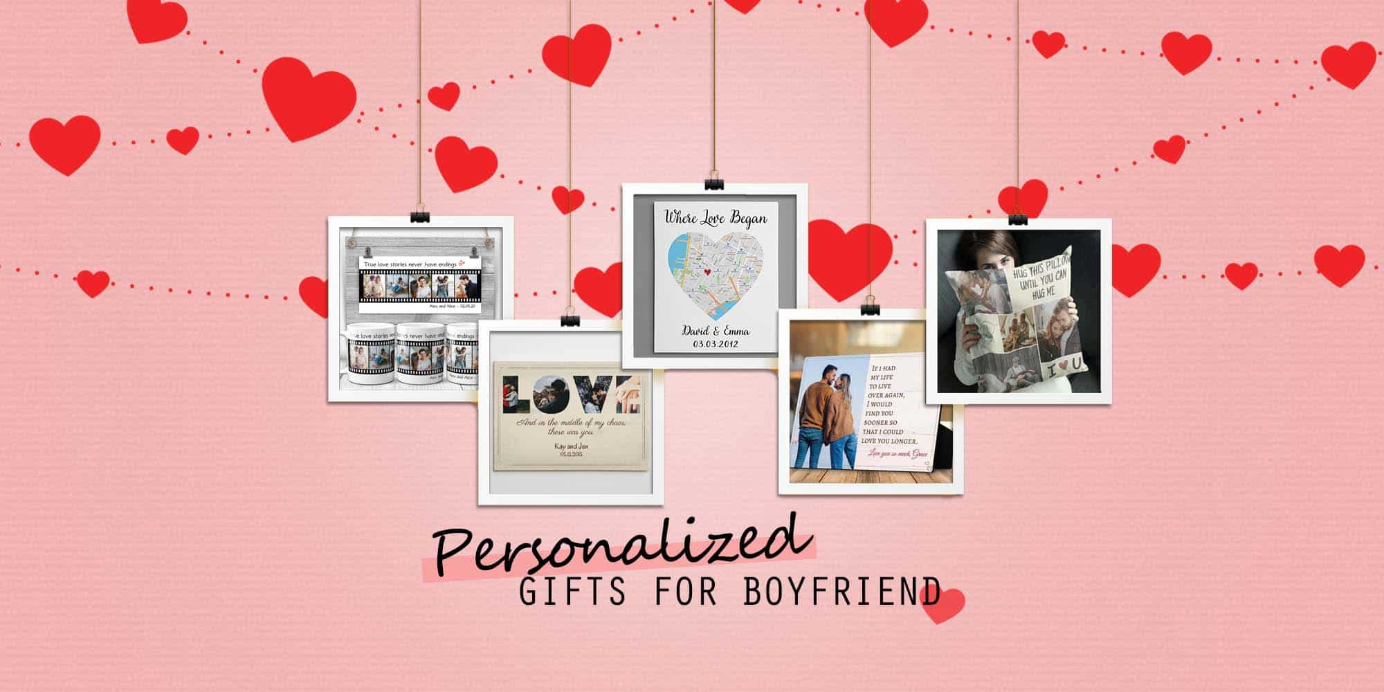 30+ Personalized Gifts for Your Boyfriend to Make Him Feel Special (2021)