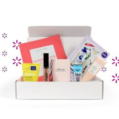 valentines gift for her - beauty box
