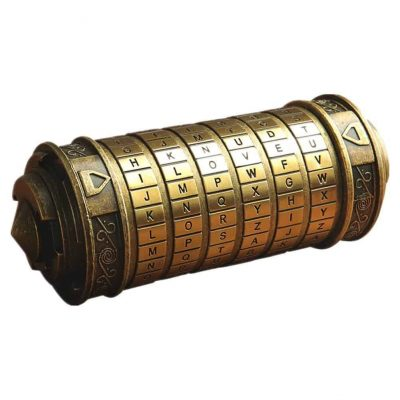 Mini Cryptex